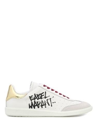 Etoile İsabel Marant Lifestyle Ayakkabı Beyaz